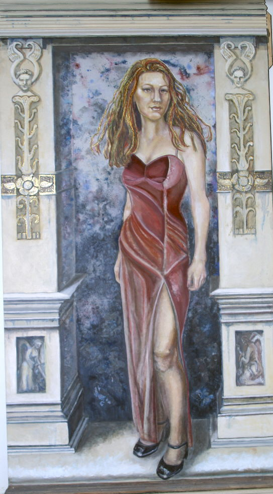 famous pastel portrait - cindy betzer pharis portraits and art